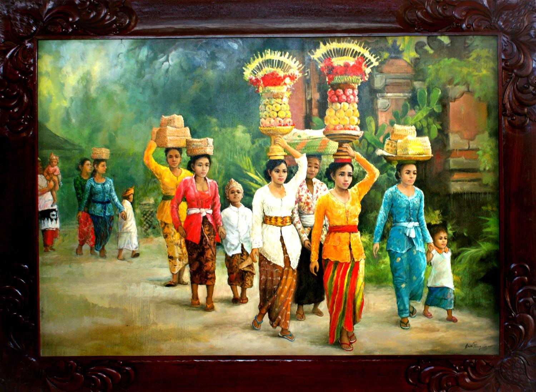 Barong Dance Handicrafts Ubud Morning Monkey Forest Tirta Empul